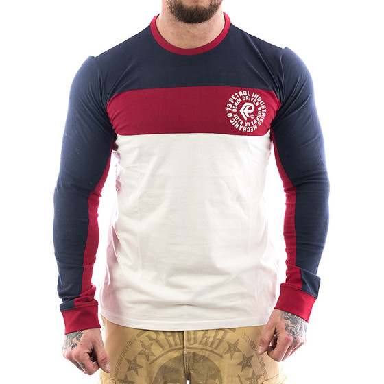 Petrol Industries Longsleeve Tommy 691 fire red 1