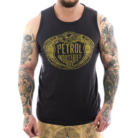 Petrol Industries Tanktop Crush 705 steal 1