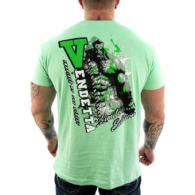 Vendetta Inc. Shirt V-Sports2 1046 mint 11