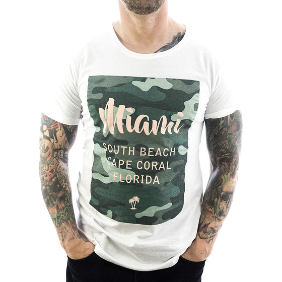 Eight2nine Shirt Miami 22326 weiß 1