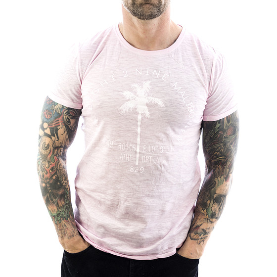 Eight2nine Shirt Malibu Crew 20959 light rose 1