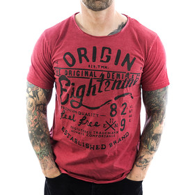 Eight2nine Shirt Origin 22218 middle red 1