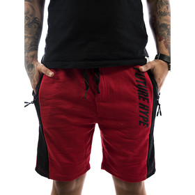 Stitch & Soul Shorts Future 61833 bright red 1