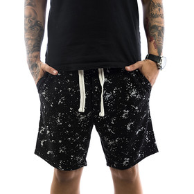 Stitch & Soul Shorts Sprinkled 61824 black 1