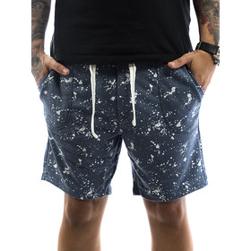 Stitch & Soul Shorts Sprinkled 61824 blue 1