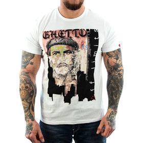 Ghetto off Limits Shirt City 190312 weiß 1