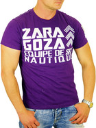Superfly T-Shirt Herren S-11371 grape Zara S