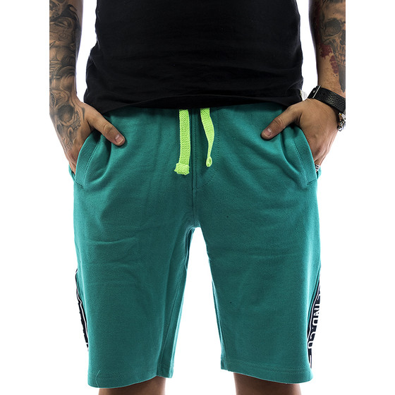 Petrol Industries Shorts Tape 555 miami green 1