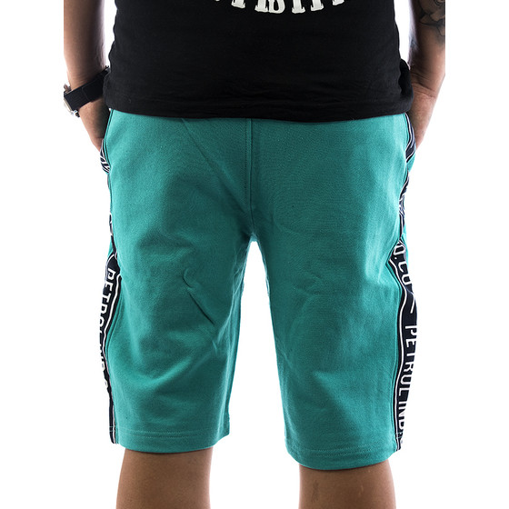 Petrol Industries Shorts Tape 555 miami green 3