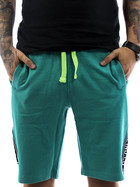 Petrol Industries Shorts Tape 555 miami green 3XL