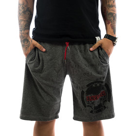 Ghetto off Limits Shorts Limitless 190422 grey M
