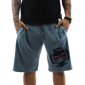 Ghetto off Limits Shorts Limitless 190422 blue 11