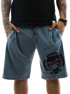 Ghetto off Limits Shorts Limitless 190422 blue 4XL