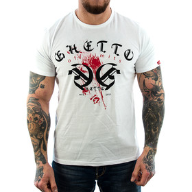 Ghetto off Limits Shirt Butcher 190411 white 11