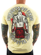 Vendetta Inc. Shirt Street of Pain 1064 gelb 4XL