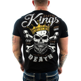 Ghetto off Limits Shirt Kings 190414 schwarz 1