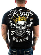 Ghetto off Limits Shirt Kings 190414 schwarz XXL