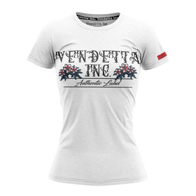 Vendetta Inc. Shirt Flower 0002 weiß 1
