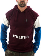 Sublevel Sweatshirt Athletic 21158A dark red XXL