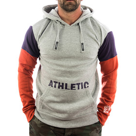 Sublevel Sweatshirt Athletic 21158A light grey S