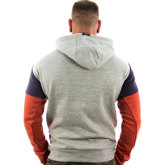 Sublevel Sweatshirt Athletic 21158A light grey 2