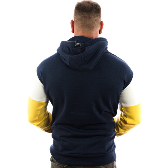 Sublevel Sweatshirt Athletic 21158A dark blue 2