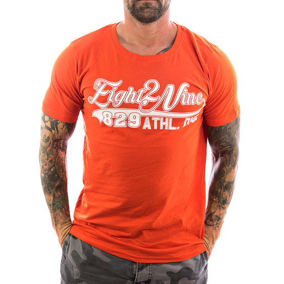 Eight2nine Shirt Athletic 22167 orange 11