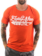 Eight2nine Shirt Athletic 22167 orange XL