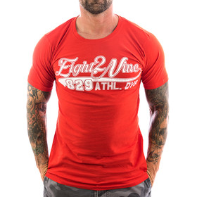 Eight2nine Shirt Athletic 22167 red S