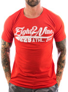 Eight2nine Shirt Athletic 22167 red XL