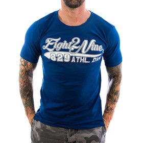 Eight2nine Shirt Athletic 22167 blue 1