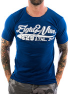 Eight2nine Shirt Athletic 22167 blue XL