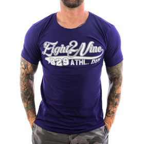 Eight2nine Shirt Athletic 22167 purple 1
