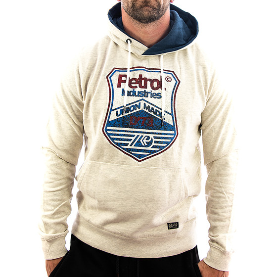 Petrol Industries Sweatshirt Union 010 antique white 1