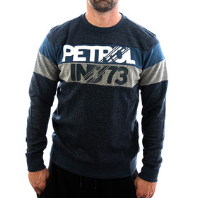 Petrol Industries Sweatshirt Crossline 309 navy 1