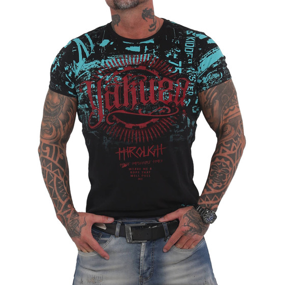 Yakuza Shirt Through Times 15017 schwarz 1