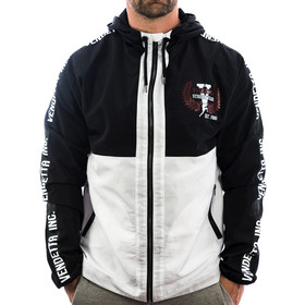 Vendetta Inc. Jacket Logo Patch black-white 11