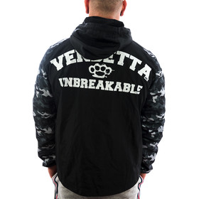 Vendetta Inc. Jacket Unbreakable black camo 11