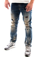 Petrol Industries Jeans Destroyed 023-1 blau W38
