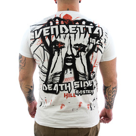 Vendetta Inc. Dark Side Shirt VD-1081 weiß 1