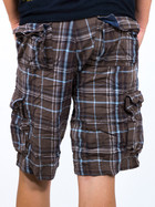 Superfly Herren Short Cargo Short 11839 brown