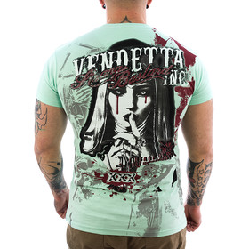 Vendetta Inc. Shirt Strange Bastard 1052 mint 1