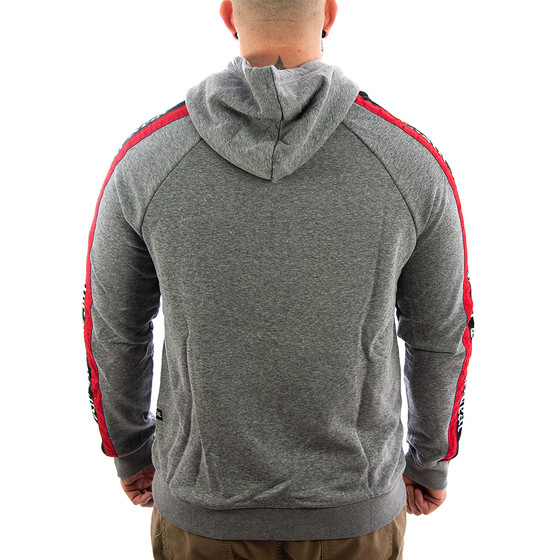 Rusty Neal Sweatjacke Inferno grey 33