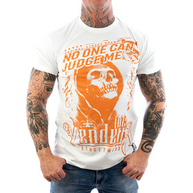 Vendetta Inc. Shirt Jude Me white VD-1085 11