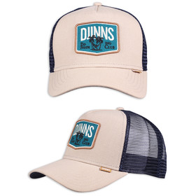 Djinns Trucker Cap Nothing Club khaki 11