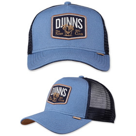 Djinns Trucker Cap Nothing Club slate 1