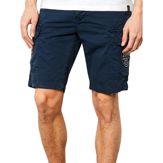 Petrol Industries Cargo Short - Patch navy 509 1