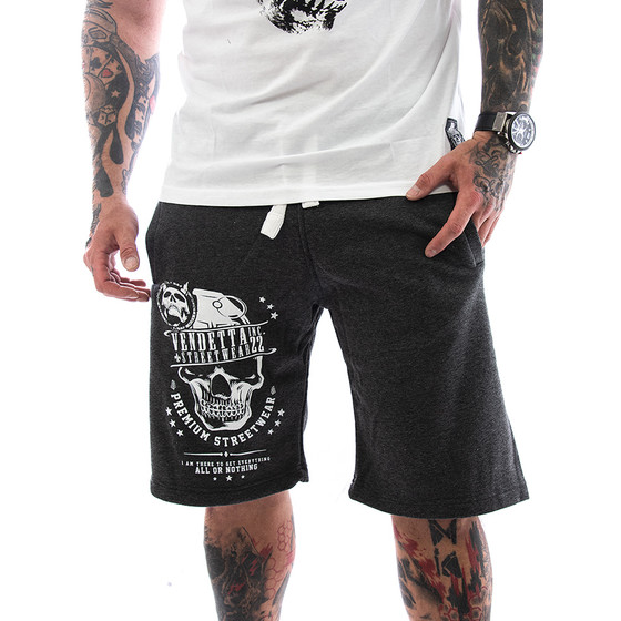 Vendetta Inc. Short Streetwear anthrazit 9002 1