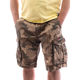 JET LAG Cargo Short Take off camouflage 11