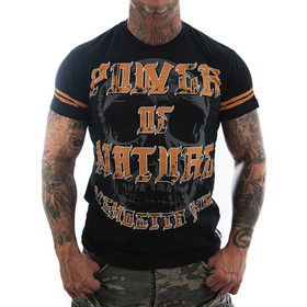 Vendetta Inc. Shirt Power VD-1120 schwarz 1
